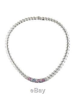 $12,650.00 Roberto Coin 18k Nabucco Collar Necklace