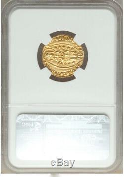 1400-13 Italian States Gold Ducat Venice Michael Steno BRILLIANT UNCIRCULATED