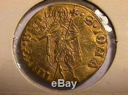 1484 Gold Florin, Lorenzo Devanzati Magistrate Crest