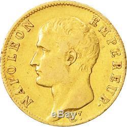 #18696 Italy, Napoleon I, 20 Francs, 1805, Torino