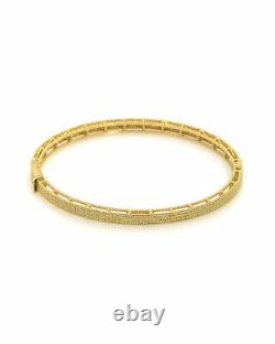 3 Day Sale Roberto Coin Symphony Barocco 18k Yellow Gold Bracelet 7771361AYBA0