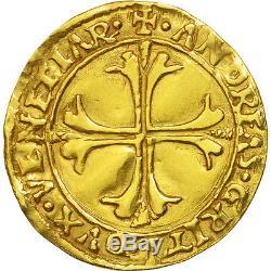 #470664 Italy, VENICE, Andrea Gritti (1523-1539), Scudo, Venice, Gold