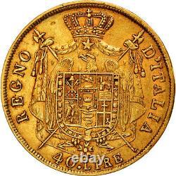 #853272 Coin, ITALIAN STATES, KINGDOM OF NAPOLEON, Napoleon I, 40 Lire, 1811