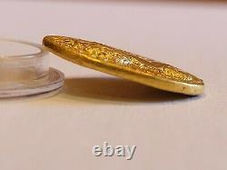Hadrian Aureus Ancient Roman Gold Coin