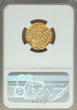 Italian States Gold Ducat Venice Tomaso Mocenigo 1414-23 Certified NGC GEM MS65