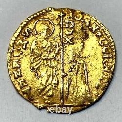 Italy. Venice. Giovanni Corner Ii, 1709 1722 Ad Scarce! Choice Coin
