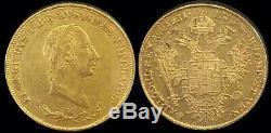 Rare Lombardy Italy Austria Venetia 1 Sovrano Gold Coin 1831