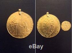 Republic of Venice Pure Gold CoinEXTREMELY RARE 10 Zecchino 1779-1789