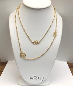 Roberto Coin 18K Gold Bollicine Long Necklace