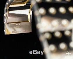 Roberto Coin 18K Yellow Gold & 0.40 CTW Diamond Pois Moi 4-Row Bangle Bracelet