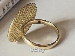 Roberto Coin 18K Yellow Gold Silk Circle Ring