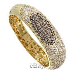 Roberto Coin 18K and 15 carat Diamond Bracelet
