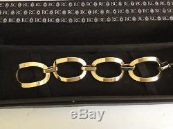 Roberto Coin 18k Oval Link Bracelet