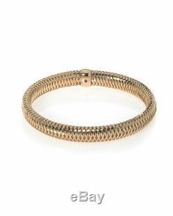 Roberto Coin 18k Rose Gold Primavera Bracelet 557696AXBA00