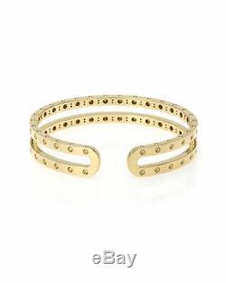 Roberto Coin 18k Yellow Gold Bracelet 7771681AYBA0