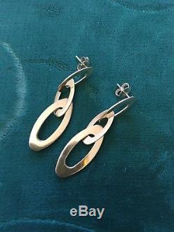 Roberto Coin 18k gold earrings Italy