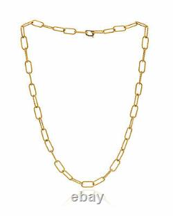 Roberto Coin New Barocco 18k Yellow Gold Necklace 7771287AYCH0