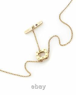 Roberto Coin Pois Moi 18k Yellow Gold Necklace 777975AY40MP