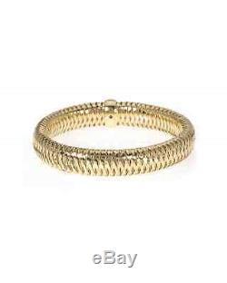 Roberto Coin Primavera 18k Yellow Gold Bracelet 557697AYBA00