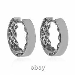 Roberto Coin Symphony 18k White Gold Earrings 7771555AWER0