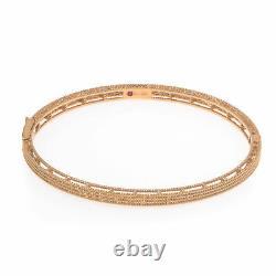 Roberto Coin Symphony Barocco 18k Rose Gold Bracelet 7771361AXBA0M