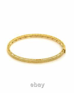 Roberto Coin Symphony Barocco 18k Yellow Gold Bracelet 7771361AYBA0L
