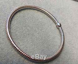 Roberto Coin White Gold Mini-Primavera Bracelet