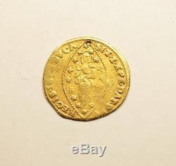 Venezia. Ludovico Manin, 1789-1797. Zecchino, ITALY GOLD COIN 3.48g