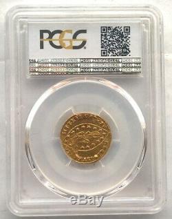 Venice (Italy) 1789 L. Manin Zecchin PCGS MS63 Gold Coin, UNC, 3.51g